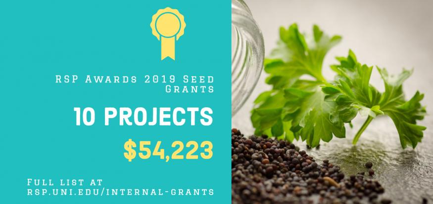 Fall 2019 Capacity Grants Awarded